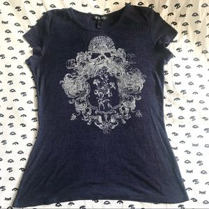 INC Thermal T Shirt